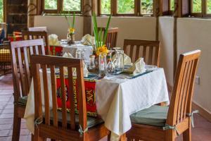Ichumbi Gorilla Lodge, Chaty  Kisoro - big - 41