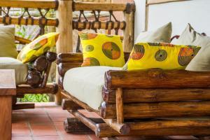 Ichumbi Gorilla Lodge, Chaty  Kisoro - big - 11