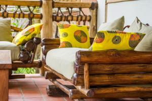 Ichumbi Gorilla Lodge, Лоджи  Kisoro - big - 11