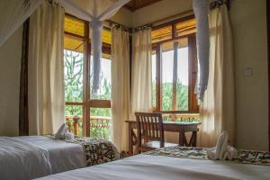 Ichumbi Gorilla Lodge, Лоджи  Kisoro - big - 8