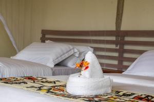 Ichumbi Gorilla Lodge, Лоджи  Kisoro - big - 34