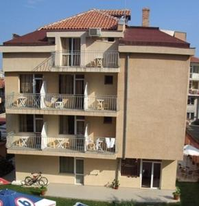Vanessa Family Hotel, Hotels  Ravda - big - 14