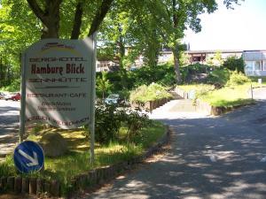 Berghotel Hamburg Blick