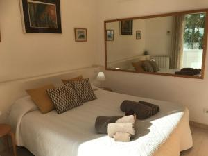 Sitges Seafront Apartment, Apartmány  Sitges - big - 57