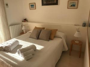 Sitges Seafront Apartment, Apartmány  Sitges - big - 58
