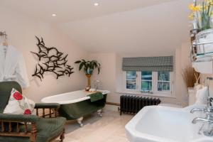 Muddifords Court Country House, Bed & Breakfast  Cullompton - big - 14