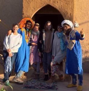 Riad Desert Camel, Hotels  Merzouga - big - 128