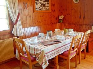 Chalet Merou, Дома для отпуска  Вербье - big - 36