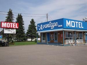 Motel L'Avantage, Motel  Roberval - big - 32