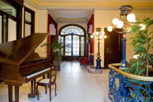 Charme Hotel Hancelot, Hotels  Gent - big - 18