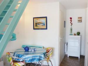 Apartment Résidence Les Hibiscus, Ferienwohnungen  Le Grau-d'Agde - big - 32