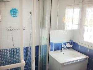 Apartment Résidence Les Hibiscus, Ferienwohnungen  Le Grau-d'Agde - big - 30