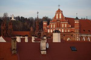 Writers Apartment, Apartmány  Vilnius - big - 56