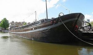 Houseboat Ms Luctor, Boote  Amsterdam - big - 18