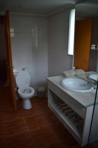 Cabañas Villa Titina, Lodge  Villa Carlos Paz - big - 56