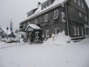 Gasthof zur Hochheide, Penziony  Winterberg - big - 30