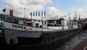 Botel Zebra, Отели типа «постель и завтрак»  Амстердам - big - 23