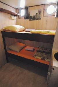Botel Zebra, Отели типа «постель и завтрак»  Амстердам - big - 8