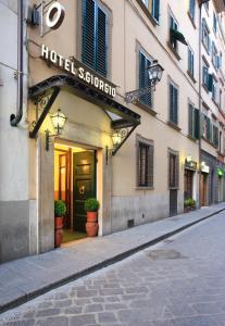 Hotel S.Giorgio & Olimpic - AbcFirenze.com