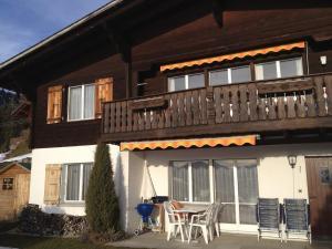 Apartment Mon Abri, Апартаменты  Беатенберг - big - 24