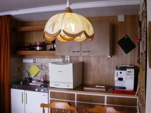 Apartment Mon Abri, Appartamenti  Beatenberg - big - 22