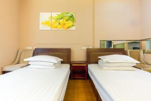 Shanghai Hongqiao Yueyi Apart Hotel, Apartmanok  Sanghaj - big - 18
