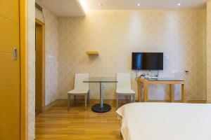 Shanghai Hongqiao Yueyi Apart Hotel, Apartmány  Šanghaj - big - 8