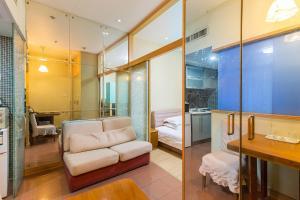 Shanghai Hongqiao Yueyi Apart Hotel, Apartmanok  Sanghaj - big - 6