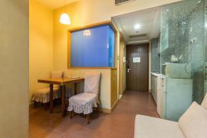 Shanghai Hongqiao Yueyi Apart Hotel, Apartmanok  Sanghaj - big - 5