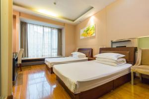 Shanghai Hongqiao Yueyi Apart Hotel, Apartmány  Šanghaj - big - 3