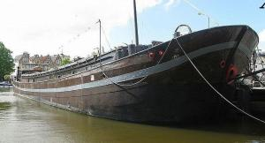 Houseboat Ms Luctor, Boote  Amsterdam - big - 33