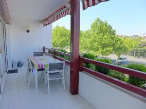 Apartment Cabi.2, Apartmanok  Urrugne - big - 20