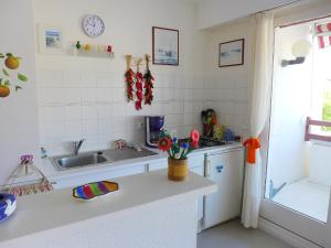Apartment Cabi.2, Apartmanok  Urrugne - big - 24