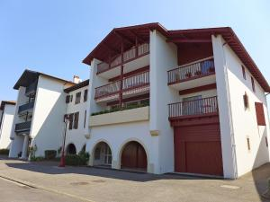 Apartment Cabi.2, Apartmanok  Urrugne - big - 25