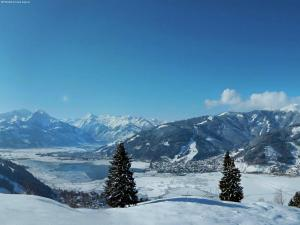 Mountain and Lake XL, Apartments  Zell am See - big - 34