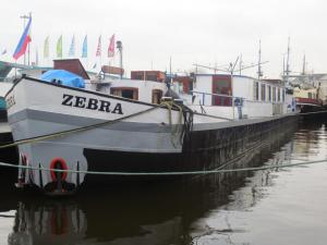 Botel Zebra, Bed & Breakfast  Amsterdam - big - 10