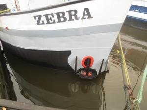 Botel Zebra, Отели типа «постель и завтрак»  Амстердам - big - 7