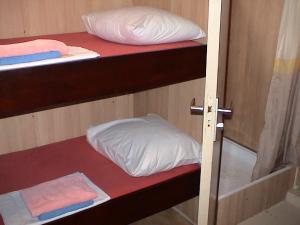 Botel Zebra, Отели типа «постель и завтрак»  Амстердам - big - 2