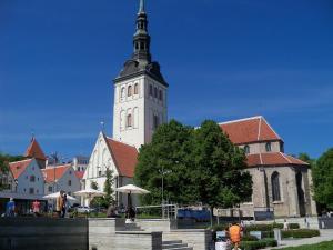 Niguliste Loft, Ferienwohnungen  Tallinn - big - 11