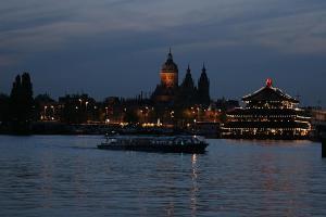 Botel Zebra, Отели типа «постель и завтрак»  Амстердам - big - 14
