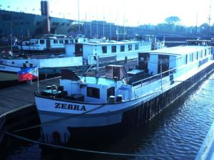 Botel Zebra, Bed & Breakfast  Amsterdam - big - 5
