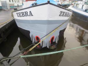 Botel Zebra, Отели типа «постель и завтрак»  Амстердам - big - 4
