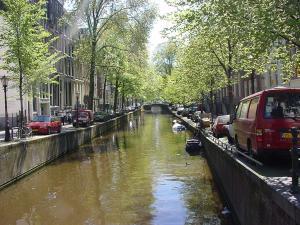 Botel Zebra, Отели типа «постель и завтрак»  Амстердам - big - 18