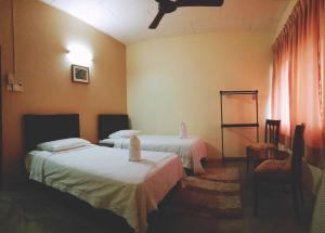 Classic Terrace, Дома для отпуска  Куах - big - 17