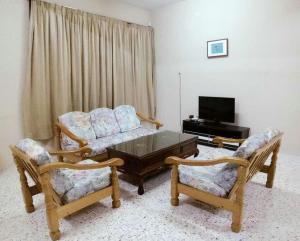 Classic Terrace, Дома для отпуска  Куах - big - 19