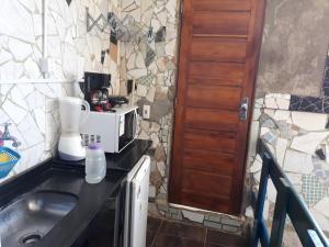 Apartamento Morro do Ipiranga, Апартаменты  Сальвадор - big - 11