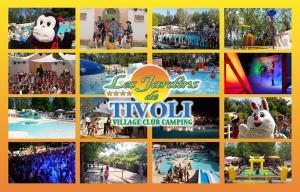 Les Jardins de Tivoli, Campingplätze  Le Grau-du-Roi - big - 51