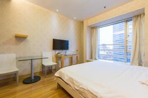 Shanghai Hongqiao Yueyi Apart Hotel, Apartmány  Šanghaj - big - 23