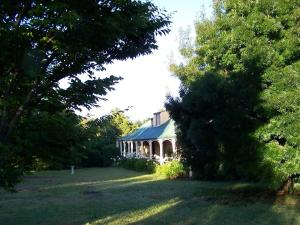 Cleburne Homestead