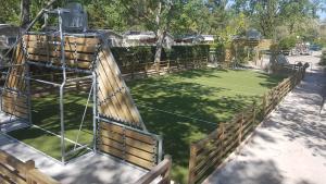 Les Jardins de Tivoli, Campingplätze  Le Grau-du-Roi - big - 54